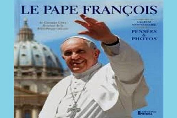 Homme de l'année : Le Pape François réélu en 2017, les raisons majeures d'un choix, selon HSF
