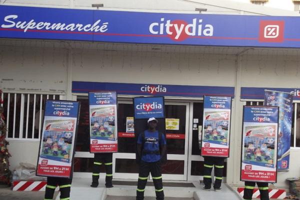 Rachat de Citydia par Auchan : Les 151 travailleurs éjectés de Diagonal Sa dénoncent un deal et menacent…