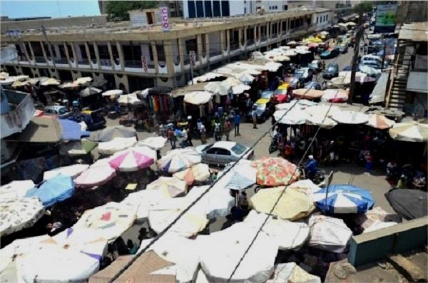 Togo : respectivement 22 milliards et 4 milliards de FCFA  prévus pour la reconstruction des marchés de Lomé et Kara