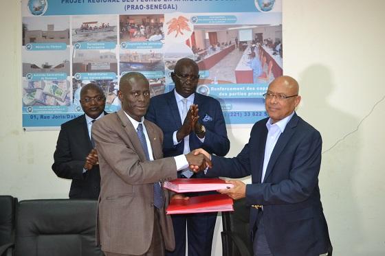 Coopération bilatérale en matière de pêche  entre la Guinée-Bissau et  le Sénégal : Un nouveau protocole en vue avant le 15 mars