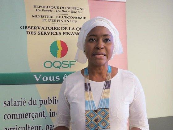 Secteur de la Microfinance : Mme Sophie Seck Fall de l'OQSF révèle  l'existence de  23 milliards de F CFA de créances douteuses