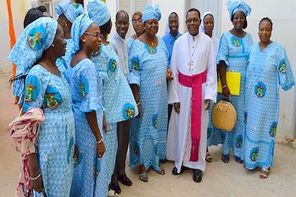 Célébration des noces d'ambre de l'Union des Femmes Catholiques de Dakar, ce sera dimanche prochain à Fatick