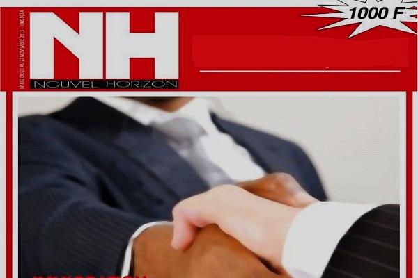 Situation économique défavorable : L'hebdomadaire Nouvel Horizon suspend ce jour ses activités