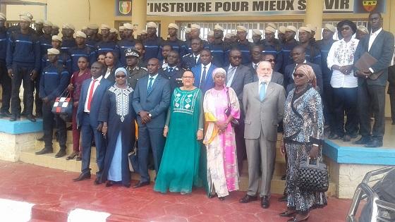 Aïcha Gassama  à propos de la procédure judiciaire :  « La présence de l'avocat est obligatoire dès l'interpellation »