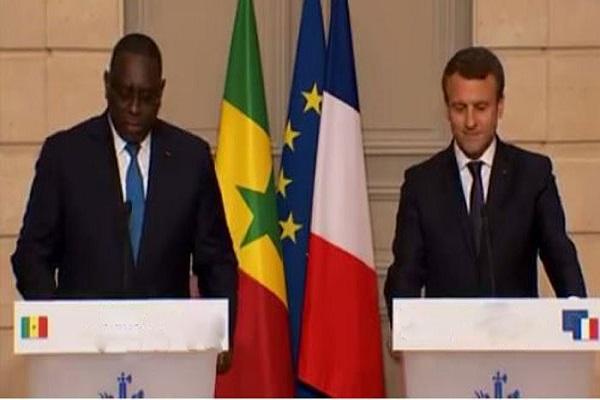 Macky Sall face à Macron: quel courage !  Et si tous ses pairs en faisaient autant, le monde serait sauvé (Par Aly Saleh)