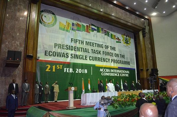 Paix et sécurité régionale : la capacité opérationnelle de la force en attente de CEDEAO testée  à Abuja