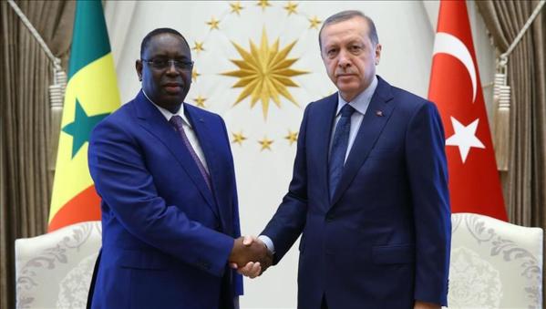 Arachide : Macky Sall demande aux turcs de venir acheter