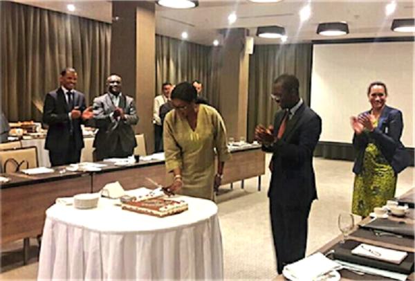 Fin de mission : Le Togo fait ses adieux à Khardiata Lo Ndiaye, représentante résidente du Système des Nations Unies