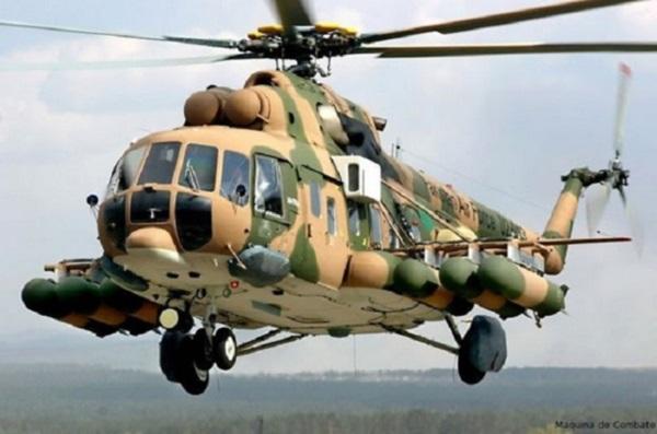 Nigeria : Crash d'un hélicoptère de l'armée près de la frontière avec le Niger