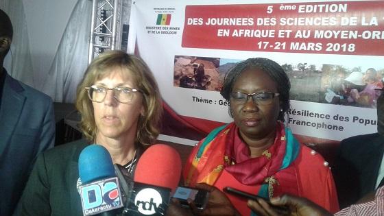 GOUVERNANCE MINIÈRE :  Le Canada  va continuer à accompagner le Sénégal