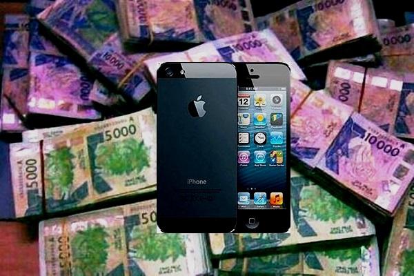 Finance : en Afrique du Centre et de l'Ouest les transactions par Mobile money en 2016 ont été de 11 450 milliards FCFA
