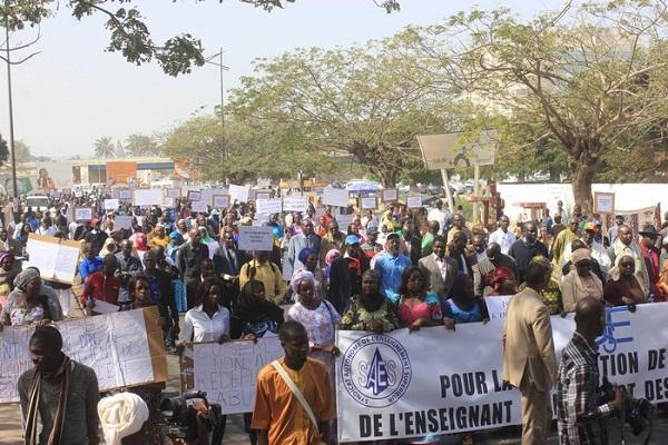 Marche avortée de Ziguinchor : la CNTS/FC « s'insurge contre toute répression des travailleurs défendant leurs droits et libertés »