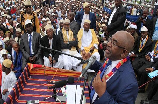 Comores : un ex-conseiller du vice-président condamné à trois ans de prison, dont une peine ferme de trois jours