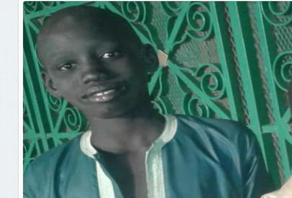 Louga : un avis de recherche lancé pour retrouver Mansour Ndiaye, un jeune talibé fugueur
