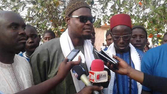 JOURNÉE DE SOLIDARITÉ :  Serigne Abdou Rahmane Mbacké Afia au chevet des détenus dans les prisons