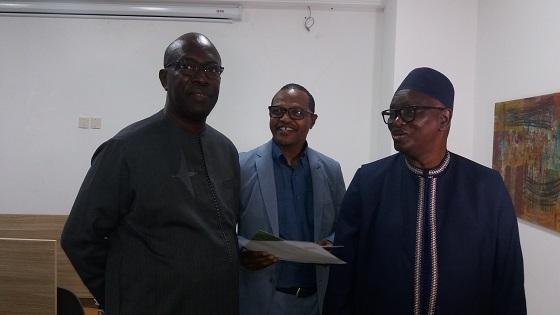 Promotion des artistes : la Participation de l'hôtel Wakola Cheikh Anta dans les expositions « OFF » de la Biennale magnifiée par le ministre de la culture