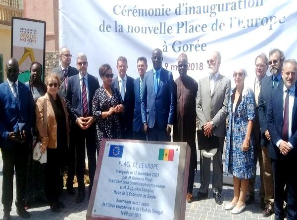 Inauguration d'une Place de l'Europe à Gorée : très remonté, un large Collectif international tient une conférence de presse demain samedi