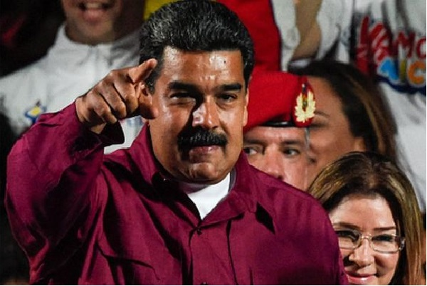 Venezuela : Réponse aux nouvelles sanctions de Trump, Nicolas Maduro renvoie le chargé d'affaires des Etats-Unis