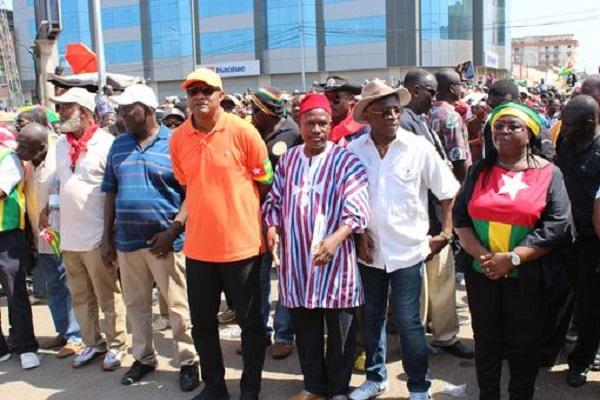 Meetings programmés de l'opposition: le gouvernement togolais en appelle au sens de responsabilité des organisateurs