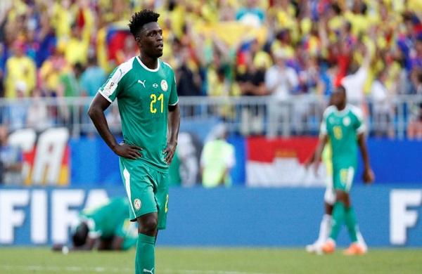Coupe du monde 2018 : éliminé, le Sénégal ne se cherche pas d'excuses