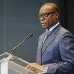 Pierre Atepa Goudiaby Président démissionnaire des Conseils d'Administration de la BRVM et du DC-BR