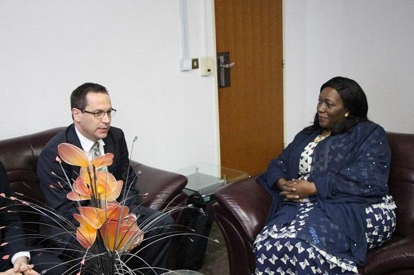 Coopération: la CEDEAO exhorte Israël à supporter sa nouvelle vision du développement