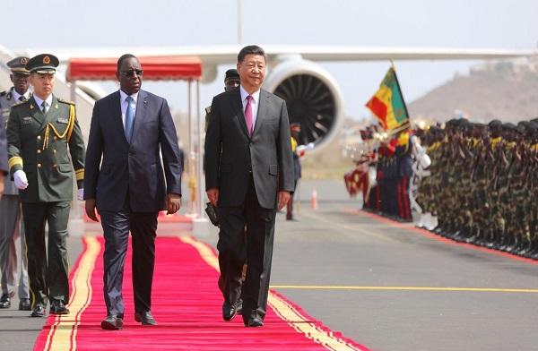 Visite du président chinois au Sénégal: des accords signés dans le domaine de la justice, des infrastructures et de l'aviation civile