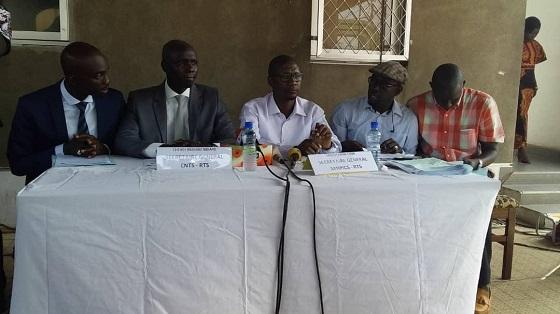RTS : L'intersyndicale dénonce la gestion de Racine Talla