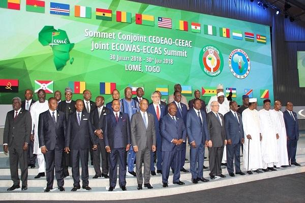 CEDEAO-CEEAC : le communiqué final issu du sommet conjoint sur la paix, la sécurité, la stabilité et la lutte contre le terrorisme et l'extrémisme violent