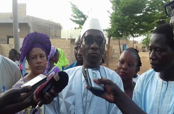 Député Mamadou Diop Decroix : «Utiliser le devoir de réserve des magistrats pour les faire taire, c'est inacceptable»