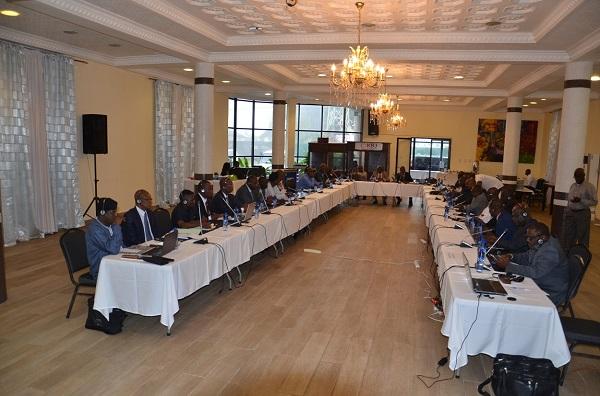 CEDEAO : les experts des ministères de l'information des états membres en concertation pour la radio communautaire