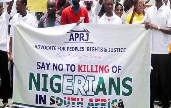 Afrique du Sud : deux Nigérians tués, des soupçons portés sur une affaire de gangs