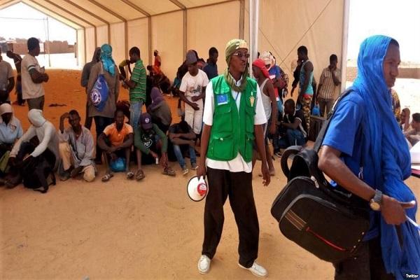 Niger : des migrants ouest-africains secourus au nord du pays par l'OIM