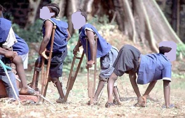 Journée Mondiale de la poliomyélite : La maladie resurgit à moins de deux ans de la fin du financement de l'Initiative Mondiale pour son éradication