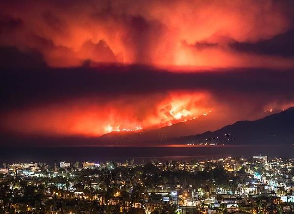 Catastrophe naturelle : Etats-Unis enregistre son feu de brousse le plus meurtrier de l'histoire