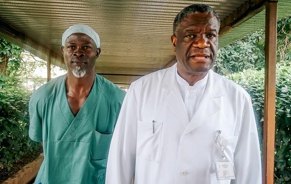 Cinéma : un acteur bénino-américain jouera le rôle du Docteur africain prix Nobel de la paix