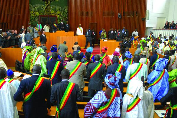 Assemblée : Le marathon budgétaire démarre dimanche