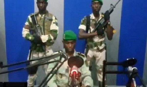 Gabon : des militaires annoncent avoir pris le pouvoir et compte mettre en place « un conseil national de la restauration »