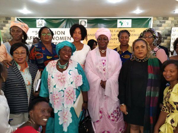 CEDEAO : Fatima Maada Bio et Finda Koroma lancent en Sierra Leone  le Projet 50mawsp pour l'autonomisation des Femmes et Jeunes Filles
