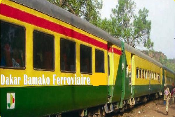 Liaison Dakar-Bamako : les activités ferroviaires en mesure de reprendre dans six mois, si le Mali et le Sénégal…