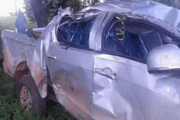 Louga un accident fait un mort et deux blessés graves près d'un poste de la gendarmerie