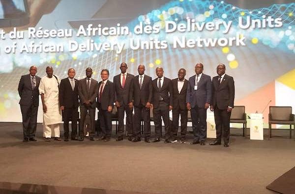 Suivi des plans de développement : 11 pays africains ont lancé à Dakar  le « Réseau Africain des Delivery Unit »