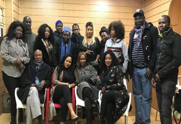 Espagne : pour le Départ de Macky Sall : Des Sénégalais de la diaspora créent «Jog Jotna »