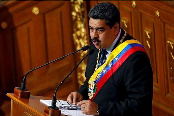 Venezuela :  Juan Guaidó s'autoproclame « président par intérim », Nicolás Maduro  rompt les relations diplomatiques avec Washington
