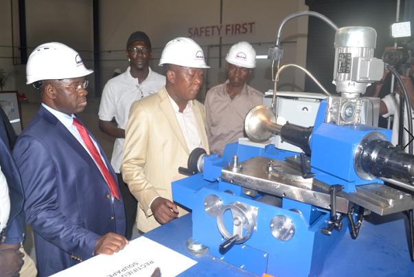 Energie, industrie, pétrole et gaz :  MAN ES renforce sa présence en Afrique de l'Ouest via le Sénégal