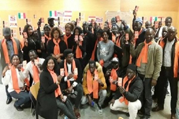 Diaspora sénégalaise d'Espagne : Election Présidentielle du 24 Février 2019, le Mouvement Jog Jotna officialise son soutien à la Coalition Idy 2019