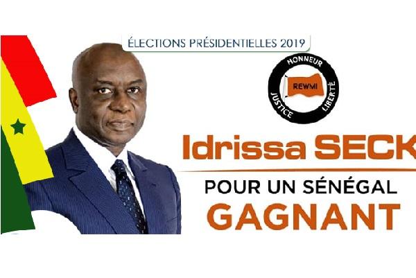 Sabotage de ses affiches à Diourbel : la Coalition «Idy 2019'' Interpelle les Autorités
