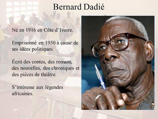 Côte d'Ivoire : Décès à Abidjan d'une figure de la littérature ivoirienne, l'écrivain Bernard Dadié, à l'âge de 103 ans