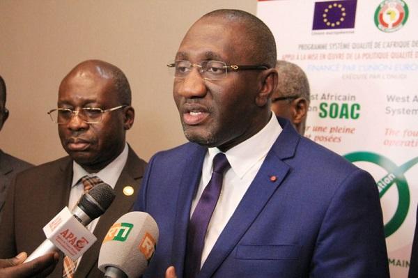 Côte d'Ivoire : Saisie de 18 000 tonnes de riz avarié au Port d'Abidjan, le processus de destruction déclenché