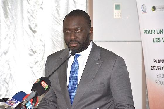 Thiès-Assainissement : la réhabilitation de la décharge de villa annoncée par le ministre Abdou Karim Fofana